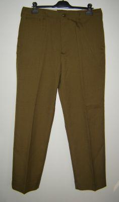 pantalon moutarde en laine m37 de l 39 us army wwii repro. Black Bedroom Furniture Sets. Home Design Ideas