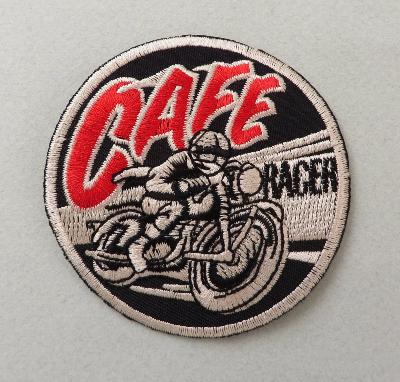 Patch Cafe Racer