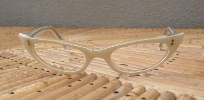 Montures lunettes vintage