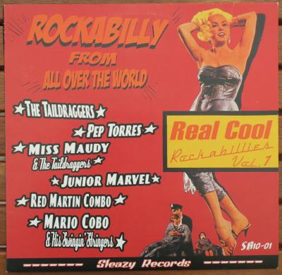 LP Rockabilly From All Over The World