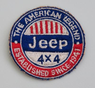 Patch Jeep