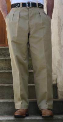 pantalon homme année 50