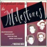 "CD - The Milestones ""El trepidante ritmo de..."""