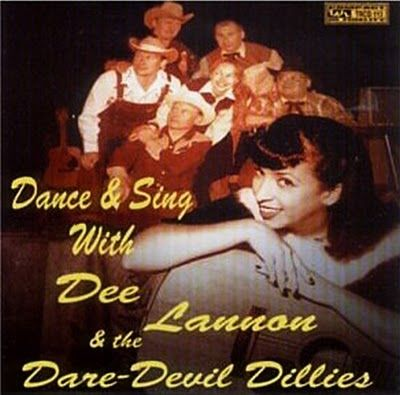 CD - Dance & Sing with Dee Lannon & the Dare-Devil Dillies