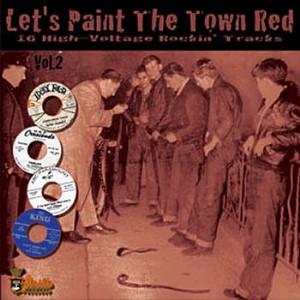 LP - Let's Paint the Town Red, Vol. 2