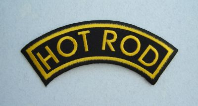 Patch Hot Rod