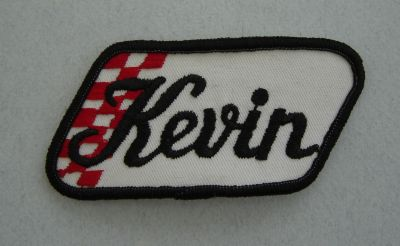 Patch vintage - Kevin