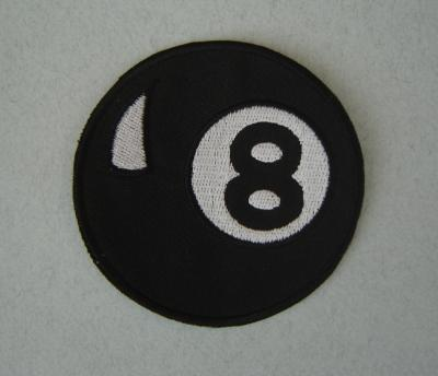 Patch 8 Ball