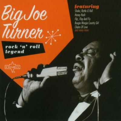 "CD - Big Joe Turner ""Rock'n'Roll Legend"""
