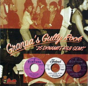 CD - Granpa's Gully Rock Vol. 1