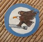 Patch vintage US WWII