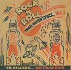 LP Rock'n'Roll From Outer Space... - Vol. 1