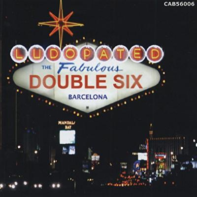 CD - The Fabulous Double Six - Ludopated