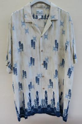 Chemise hawaïenne - Taille 3XL