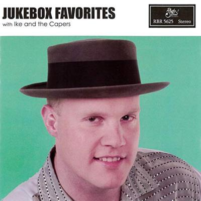 "CD - Ike and the Capers ""Jukebox Favorites"""