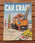 Magazine Car Craft 1963