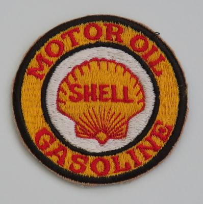 Patch Shell - brodé
