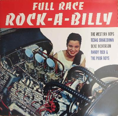 LP - Full Race Rockabilly