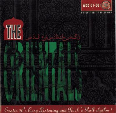CD - The Orientals