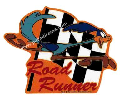 "Sticker ""Road Runner"""