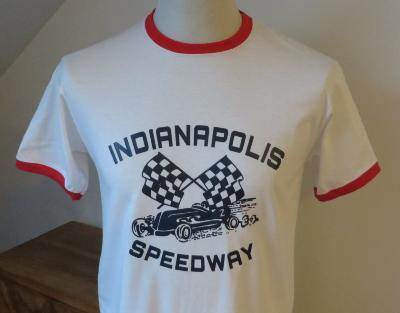 T-shirt Indianapolis Speedway - Taille S