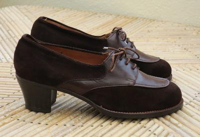 1940 Des Chaussures Vintage Chaussures Années 1940 Vintage Années Chaussures Des Vintage 2WE9IDHY