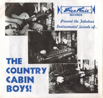 EP - The Country Cabin Boys!