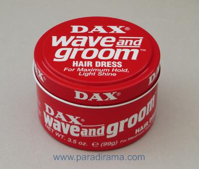Gomina Dax Wave & Groom
