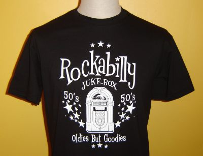 T-shirt Rockabilly - Taille S